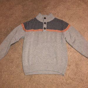 Boys Gymboree sweater